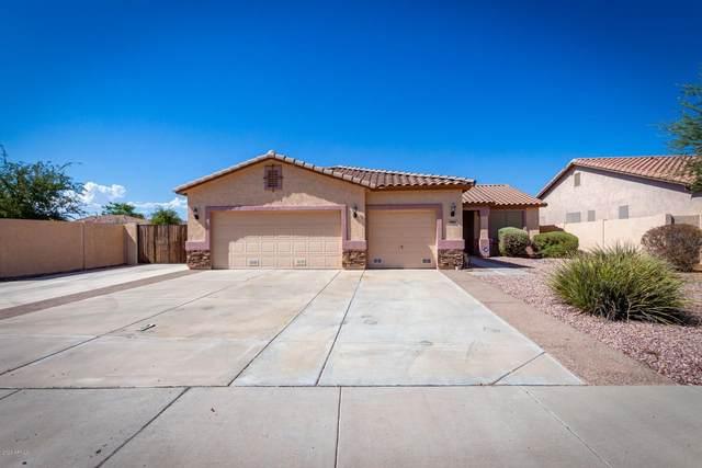 8288 W Charter Oak Road, Peoria, AZ 85381 (MLS #6116875) :: Klaus Team Real Estate Solutions