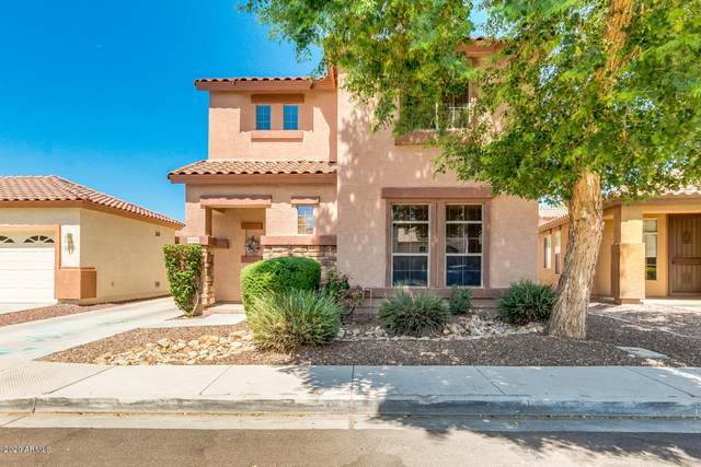 2606 E Chester Drive, Chandler, AZ 85286 (MLS #6116880) :: The W Group