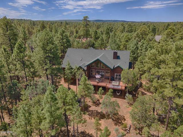 141 S Cliffrose Lane, Show Low, AZ 85901 (MLS #6116888) :: Lifestyle Partners Team