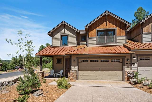 4450 W Arabian Trail, Flagstaff, AZ 86005 (MLS #6116909) :: Lifestyle Partners Team