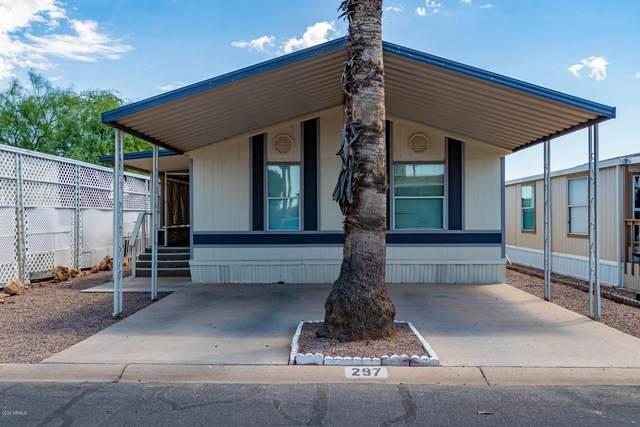 8720 E Mckellips Road #297, Scottsdale, AZ 85257 (MLS #6116926) :: Nate Martinez Team