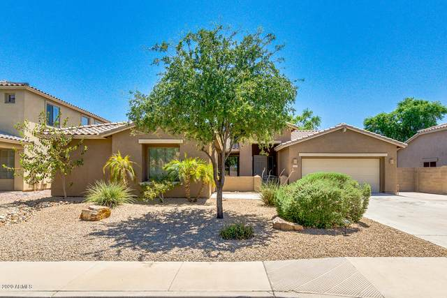 2669 E Kaibab Place, Chandler, AZ 85249 (MLS #6116937) :: The W Group
