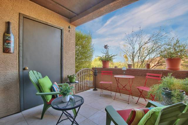 16528 E Gunsight Drive #106, Fountain Hills, AZ 85268 (MLS #6116952) :: Conway Real Estate