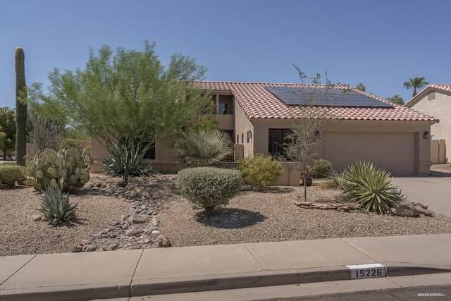 15226 N 91ST Way, Scottsdale, AZ 85260 (MLS #6116975) :: Yost Realty Group at RE/MAX Casa Grande