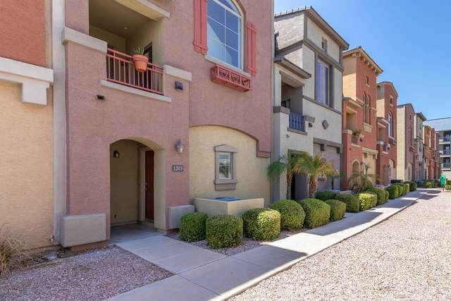 2401 E Rio Salado Parkway #1203, Tempe, AZ 85281 (MLS #6117014) :: The Property Partners at eXp Realty
