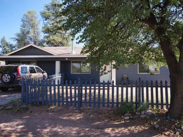 905 E Wagon Wheel Circle, Payson, AZ 85541 (MLS #6117048) :: Relevate | Phoenix