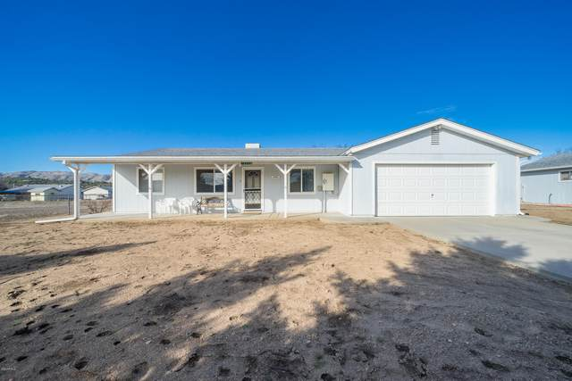 18556 S Joseph Hodge Road, Peeples Valley, AZ 86332 (MLS #6117055) :: Kepple Real Estate Group
