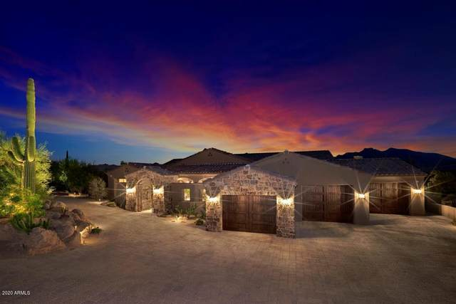 36828 N Mule Train Road, Carefree, AZ 85377 (MLS #6117073) :: RE/MAX Desert Showcase