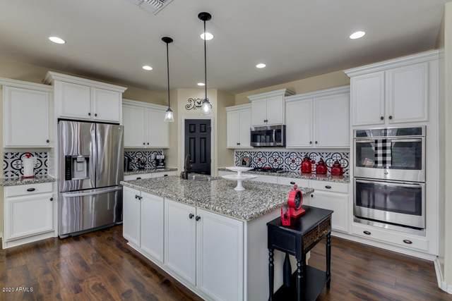 2231 N Heritage Street, Buckeye, AZ 85396 (MLS #6117105) :: Klaus Team Real Estate Solutions