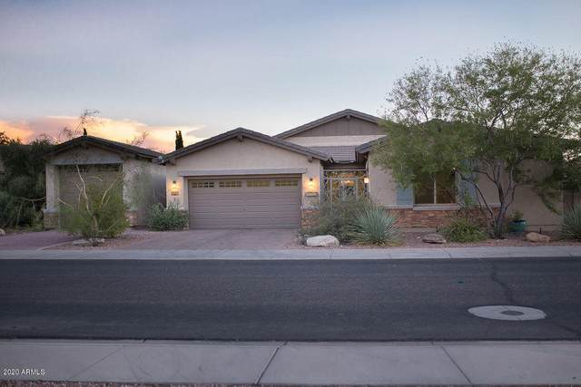 9247 W Buckhorn Trail, Peoria, AZ 85383 (MLS #6117137) :: Nate Martinez Team