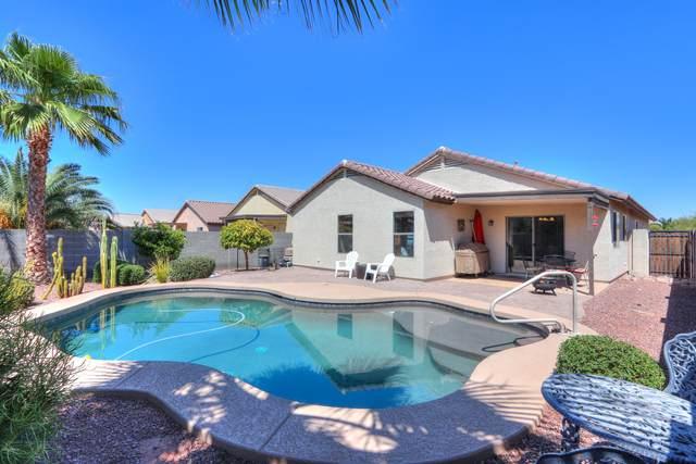 19372 N Portarosa Drive, Maricopa, AZ 85138 (MLS #6117153) :: The W Group