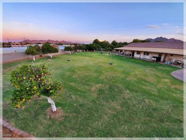 25425 S 183RD Place, Queen Creek, AZ 85142 (MLS #6117163) :: The Garcia Group