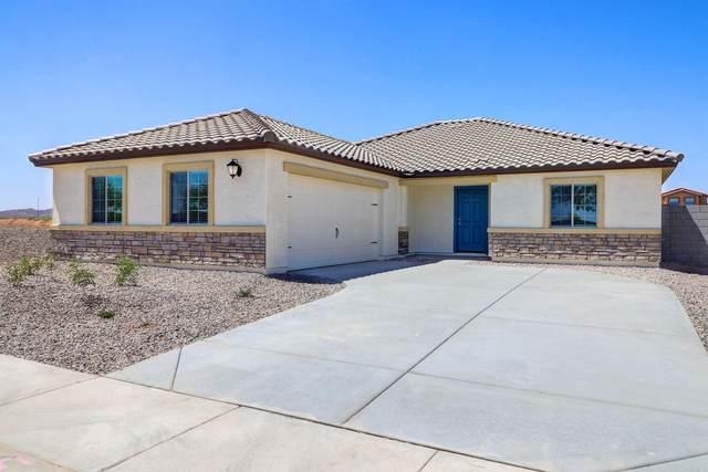 550 W Black Hawk Place, Casa Grande, AZ 85122 (MLS #6117176) :: The W Group