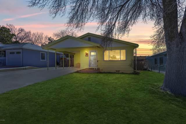 705 W Rosser Street, Prescott, AZ 86301 (MLS #6117198) :: Lifestyle Partners Team