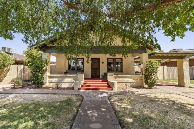 534 W Culver Street, Phoenix, AZ 85003 (MLS #6117229) :: Conway Real Estate