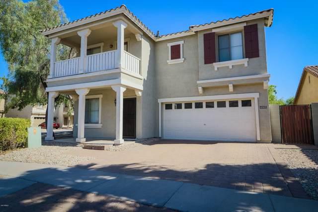 4565 E Ivanhoe Street, Gilbert, AZ 85295 (MLS #6117260) :: The W Group