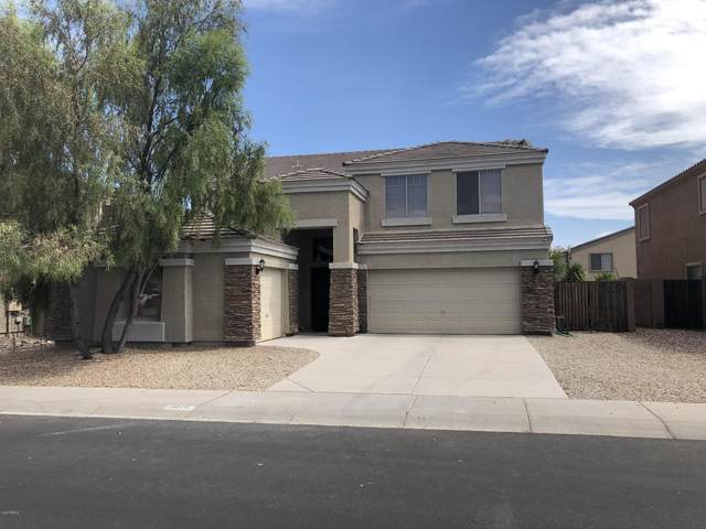 1275 W Beacon Court, Casa Grande, AZ 85122 (MLS #6117267) :: The Property Partners at eXp Realty