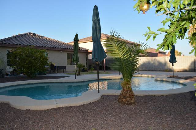 2111 E Remington Place, Chandler, AZ 85286 (MLS #6117284) :: Homehelper Consultants