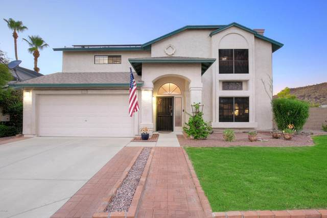 4502 W Marco Polo Road, Glendale, AZ 85308 (MLS #6117292) :: Klaus Team Real Estate Solutions