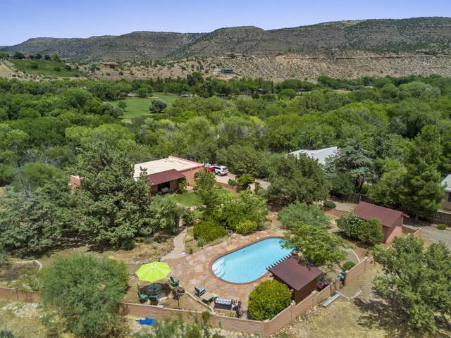 1150 N Willow Point Road, Cornville, AZ 86325 (MLS #6117311) :: The Daniel Montez Real Estate Group