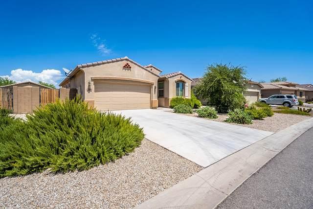 1060 W Santa Gertrudis Trail, San Tan Valley, AZ 85143 (MLS #6117355) :: Kepple Real Estate Group