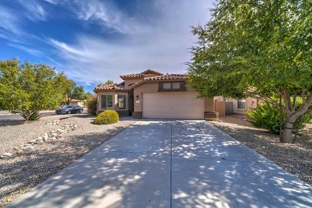 51 W Hereford Drive, San Tan Valley, AZ 85143 (MLS #6117364) :: Kepple Real Estate Group
