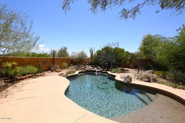 4321 E Milton Drive, Cave Creek, AZ 85331 (MLS #6117376) :: Lifestyle Partners Team