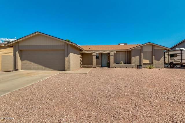 910 W Loughlin Drive, Chandler, AZ 85225 (MLS #6117387) :: Walters Realty Group