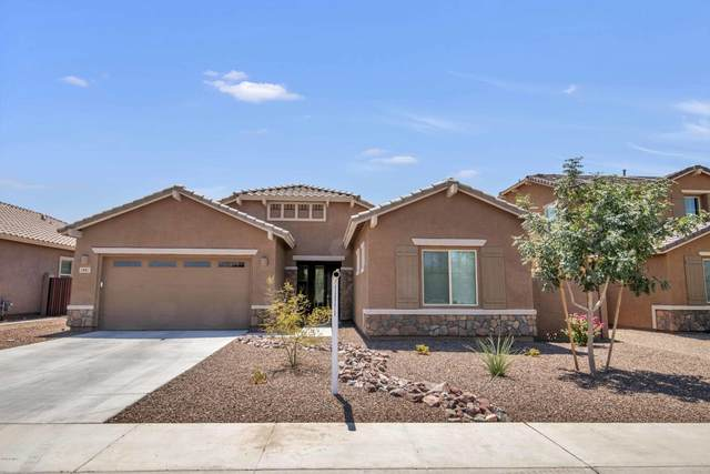 3887 E Honeysuckle Place, Chandler, AZ 85286 (MLS #6117393) :: Walters Realty Group