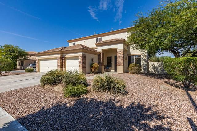 4347 E Cloudburst Court, Gilbert, AZ 85297 (MLS #6117417) :: Kepple Real Estate Group
