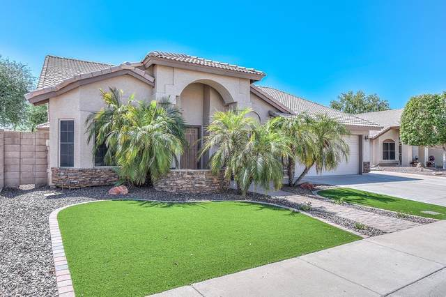3807 W Mariposa Grande, Glendale, AZ 85310 (MLS #6117422) :: Klaus Team Real Estate Solutions