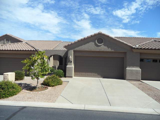 4202 E Broadway Road #118, Mesa, AZ 85206 (MLS #6117427) :: Kepple Real Estate Group