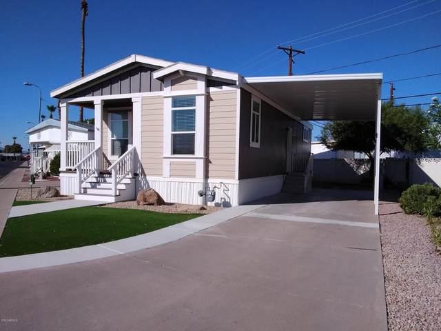 2460 E Main Street B14, Mesa, AZ 85213 (MLS #6117434) :: Kepple Real Estate Group