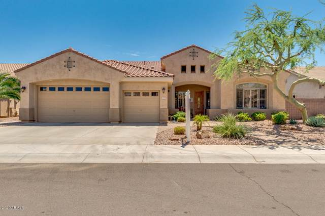 1033 E Coconino Drive, Chandler, AZ 85249 (MLS #6117443) :: The W Group