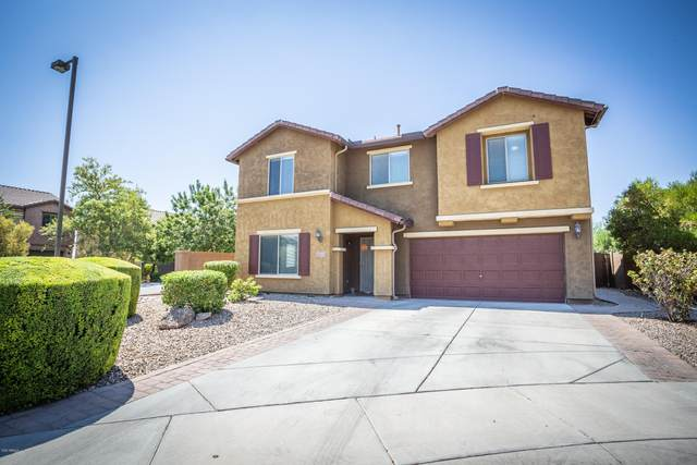 2898 N Congressional Court, Florence, AZ 85132 (MLS #6117448) :: Conway Real Estate