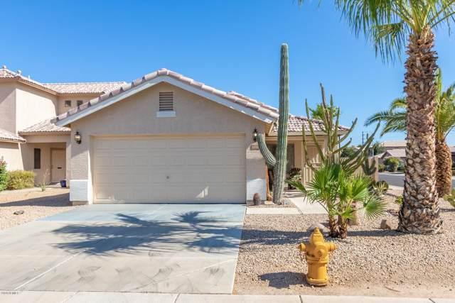 10756 W Monte Vista Road, Avondale, AZ 85392 (MLS #6117455) :: Lifestyle Partners Team