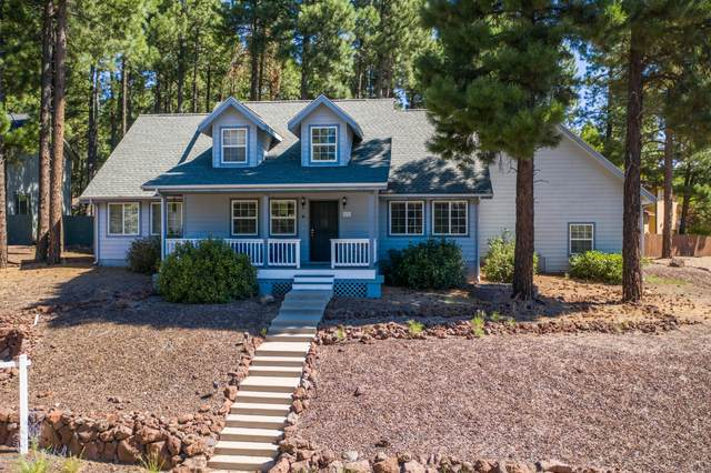 2634 S Highland Mesa Road, Flagstaff, AZ 86001 (MLS #6117466) :: Lifestyle Partners Team