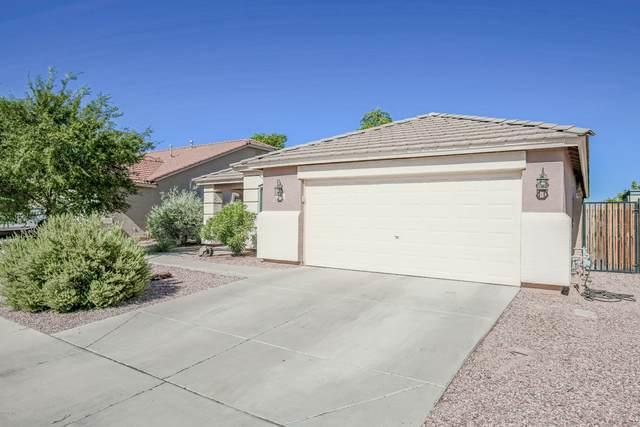 29 S 151ST Avenue, Goodyear, AZ 85338 (MLS #6117473) :: Klaus Team Real Estate Solutions