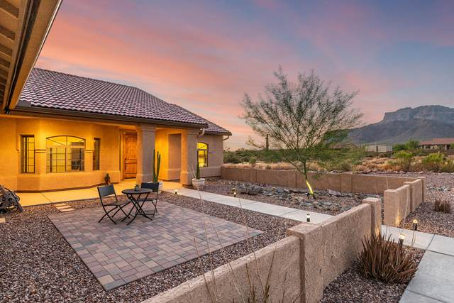 2958 S Morningside Lane, Gold Canyon, AZ 85118 (#6117480) :: AZ Power Team | RE/MAX Results