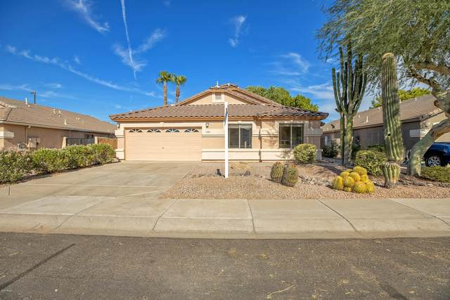 1293 N Mckenna Lane, Gilbert, AZ 85233 (MLS #6117482) :: Kepple Real Estate Group
