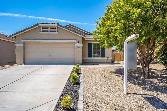 3405 W Hayden Peak Drive, Queen Creek, AZ 85142 (MLS #6117487) :: Kepple Real Estate Group