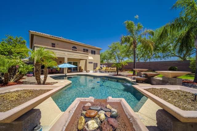 9569 W Redbird Road, Peoria, AZ 85383 (MLS #6117490) :: Kepple Real Estate Group