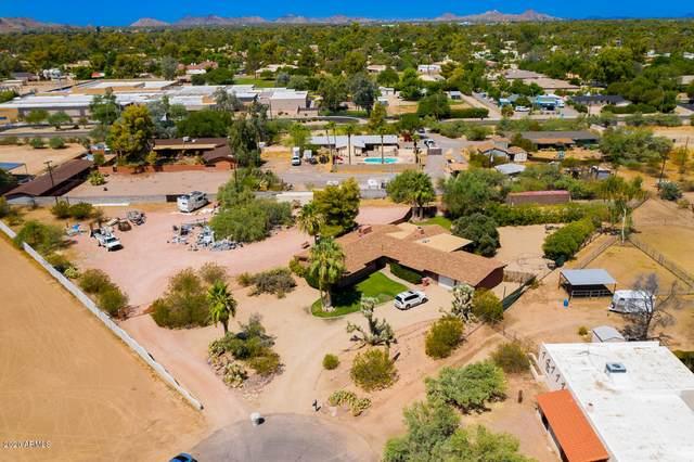 6501 E Paradise Drive, Scottsdale, AZ 85254 (MLS #6117492) :: Lifestyle Partners Team
