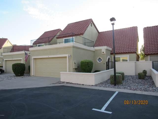 2848 E Brown Road #7, Mesa, AZ 85213 (MLS #6117505) :: Kepple Real Estate Group