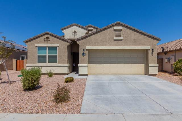 7127 S Blue Hills Drive, Buckeye, AZ 85326 (MLS #6117507) :: The Garcia Group
