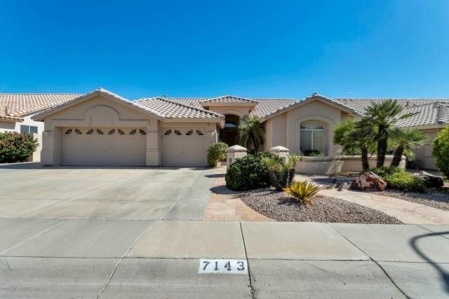 7143 W Pershing Avenue, Peoria, AZ 85381 (MLS #6117524) :: Klaus Team Real Estate Solutions