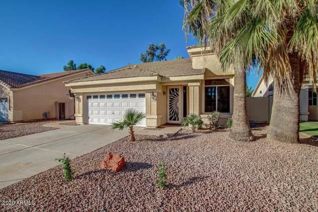 1466 E Megan Street, Chandler, AZ 85225 (MLS #6117533) :: Arizona 1 Real Estate Team