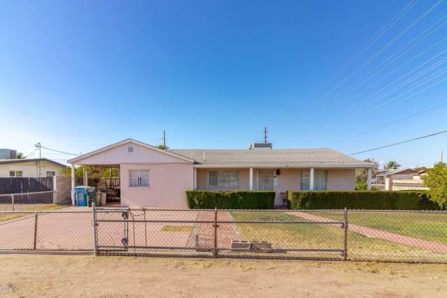 2302 W Missouri Avenue, Phoenix, AZ 85015 (MLS #6117548) :: Kepple Real Estate Group