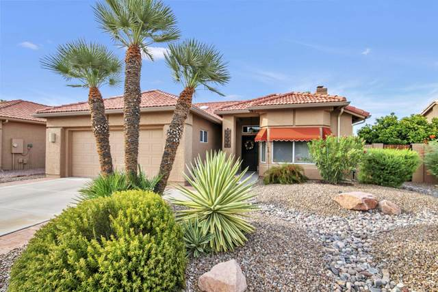 9309 E Nacoma Drive, Sun Lakes, AZ 85248 (MLS #6117562) :: Klaus Team Real Estate Solutions
