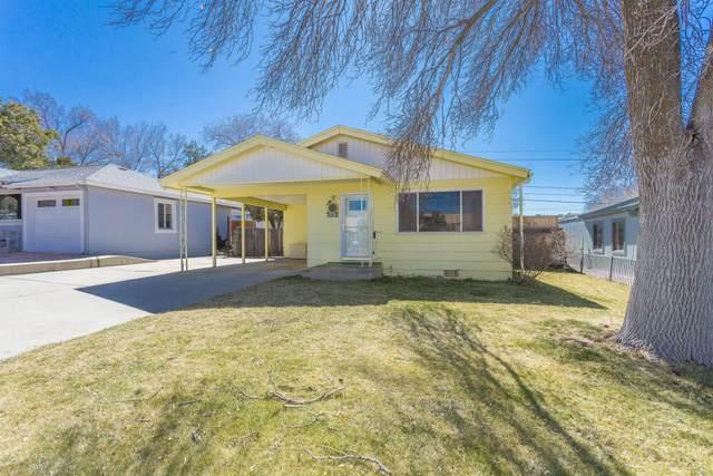 705 W Rosser Street, Prescott, AZ 86301 (MLS #6117564) :: Lifestyle Partners Team
